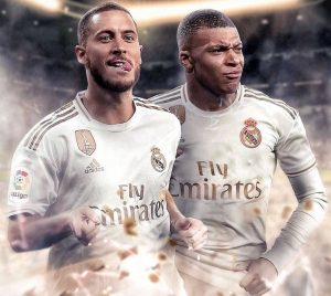 Real Madrid Mbappe