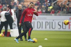 Comprar Camisetas de Futbol AC Milan Ibrahimovic
