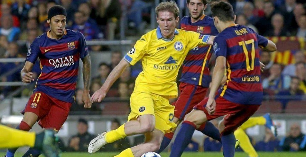 Hleb: I played like a fool in Barcelona. It was not Guardiola's fault that I didn't succeed.