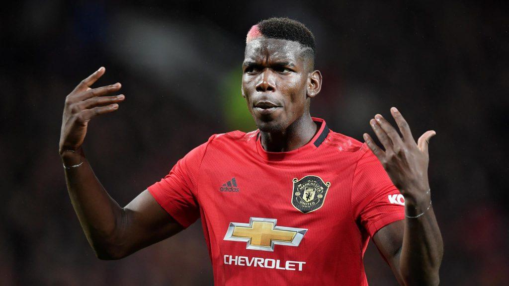 Manchester United no está seguro acerca de los clubes dispuestos a pagar £ 150 millones por Pogba.