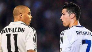 Comprar Camisetas de Futbol Real Madrid Ronaldo
