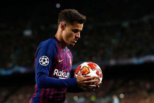 ¡Barcelona ha sido golpeada de nuevo! Courinho le cuesta a Barcelona 4 millones de euros