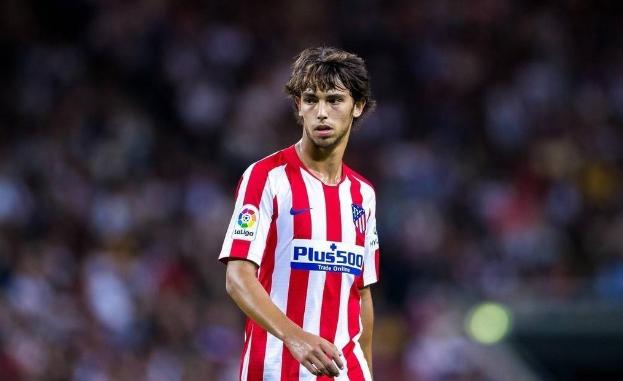 João Félix: Elegí el Atletico Madrid porque puedo mejorar aquí, me gusta mucho.