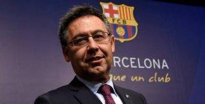 Comprar Camisetas de Futbol Barcelona Bartomeu