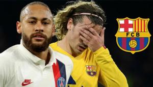 Comprar Camisetas de Futbol Barcelona Griezmann y Neymar