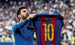 Comprar Camisetas de Futbol Barcelona Messi