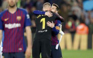 Comprar Camisetas de Futbol Barcelona Ter Stegen