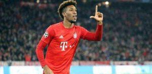 Comprar Camisetas de Futbol Bayern Munich Coman