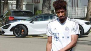 Comprar Camisetas de Futbol Bayern Munich Coman 2020