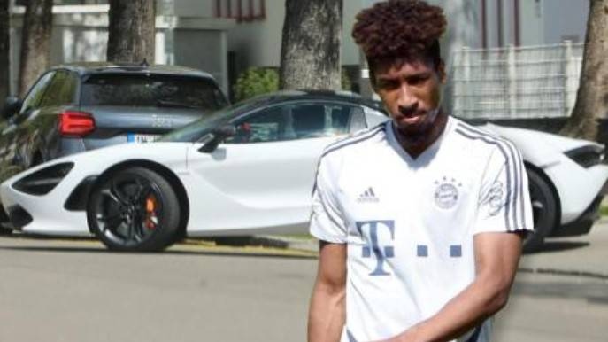 Coman violó las reglas de manejo dentro del equipo y enfrentó una multa de 50,000 euros y una firma obligatoria