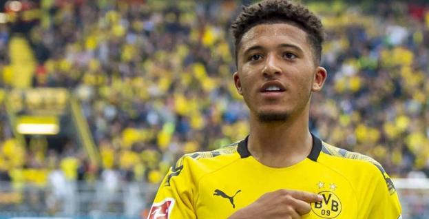 Sancho puede alcanzar la altura de Salah, pero es más probable que vaya al Manchester United