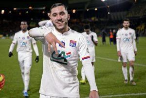Comprar Camisetas de Futbol Lyon Rayan Cherki