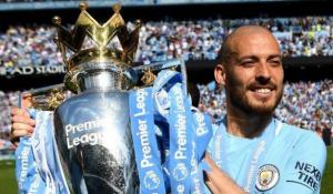 Comprar Camisetas de Futbol Manchester City Silva