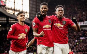 Comprar Camisetas de Futbol Manchester United 2020