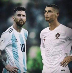 Comprar Camisetas de Futbol Messi y Ronaldo