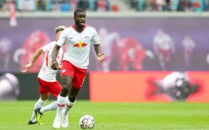 Comprar Camisetas de Futbol RB Leipzig Dayot Upamecano