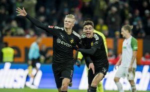 Comprar Camisetas de Futbol Dortmund Haland 2020