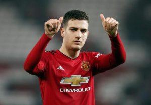Comprar Camisetas de Futbol Manchester United Dalot 2020 2021