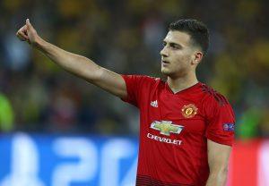 Comprar Camisetas de Futbol Manchester United Dalot 2020