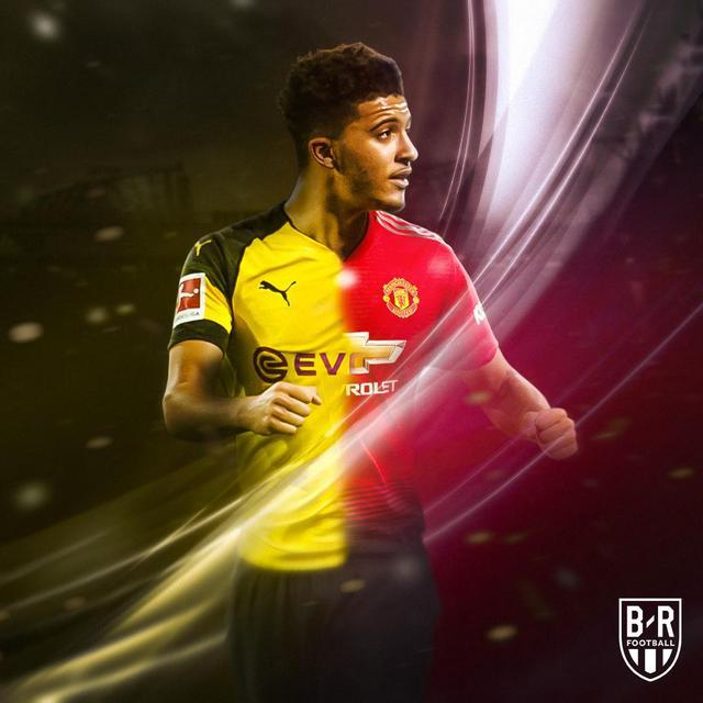 Manchester United suspende el plan de transferencia de Sancho, es demasiado caro y lo considerará el próximo verano.