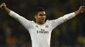 Comprar Camisetas de Futbol Real Madrid Casemiro