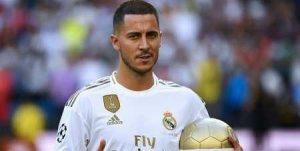 Comprar Camisetas de Futbol Real Madrid Hazard 2020 2021