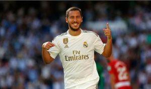 Comprar Camisetas de Futbol Real Madrid Hazard 2020