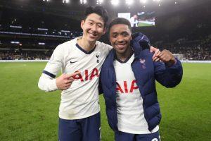 Comprar Camisetas de Futbol Tottenham Son Heung-Min 2020 2021